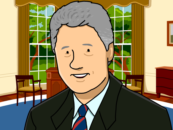 Image for Bill Clinton