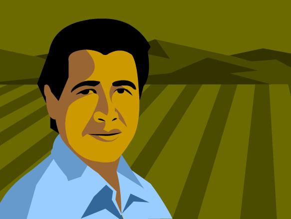 Image for César Chávez