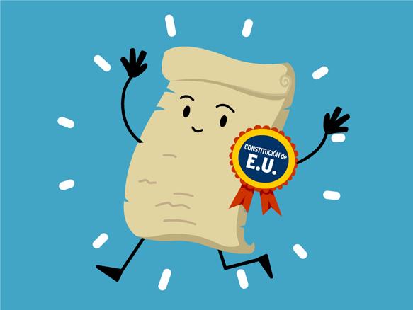 Image for Constitución de Estados Unidos