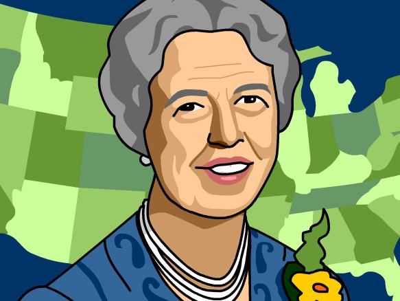 Image for Eleanor Roosevelt