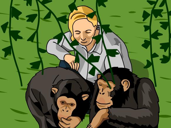 Image for Jane Goodall