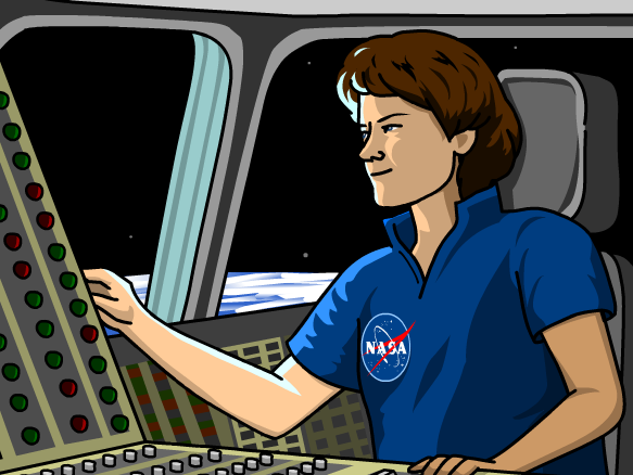 Image for Sally Ride