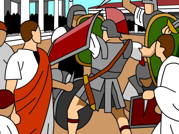 Image for Caída de Roma