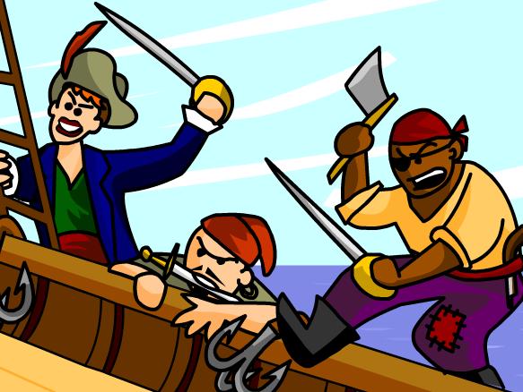 Image for Piratas