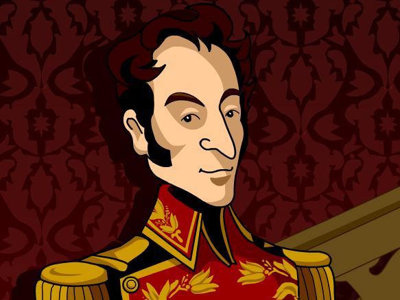 Image for Simón Bolívar
