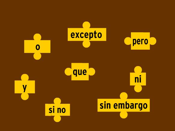 Image for Conjunciones