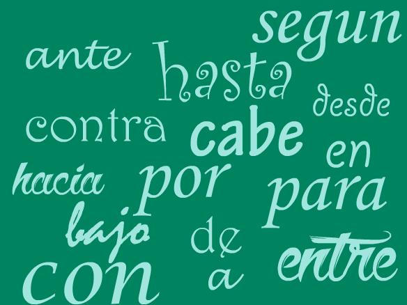Image for Frases Preposicionales