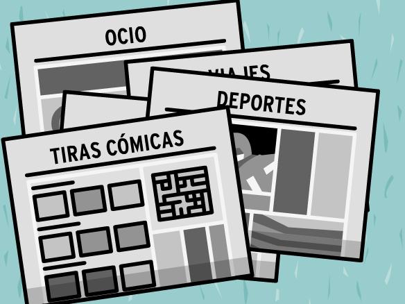 Image for Leyendo el Periódico