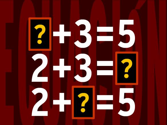 Image for Ecuaciones con Variables