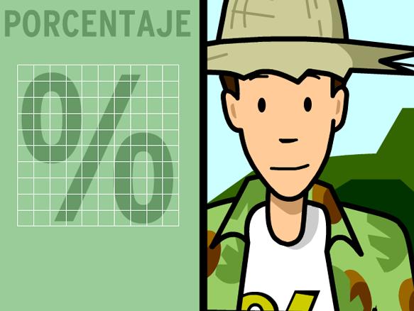 Image for Porcentajes