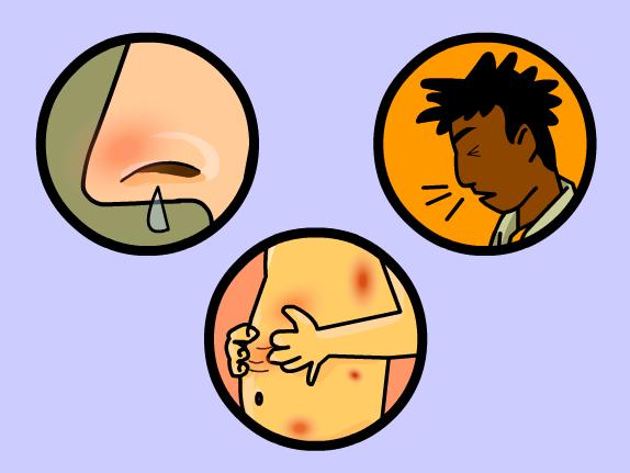 Image for Alergias