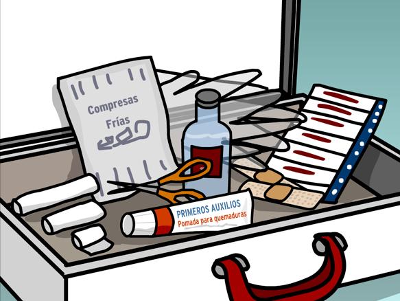 Image for Primeros Auxilios