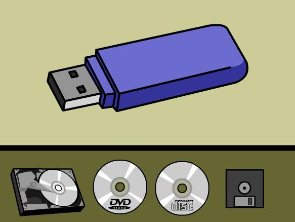 Image for Dispositivos de almacenamiento de datos