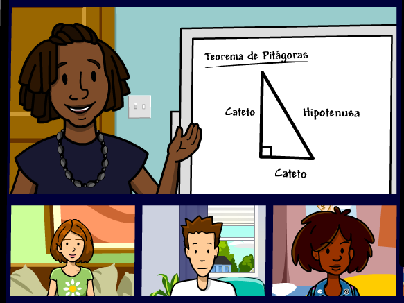 Image for Aprendizaje a distancia