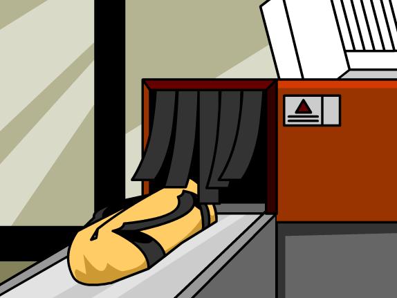 Image for Seguridad en Aeropuertos