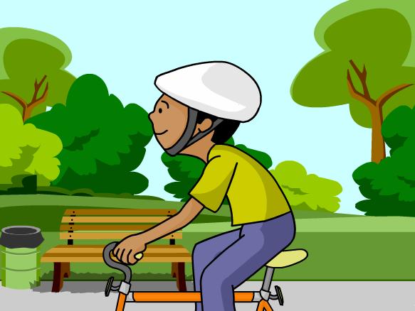 Image for Seguridad en Bicicleta