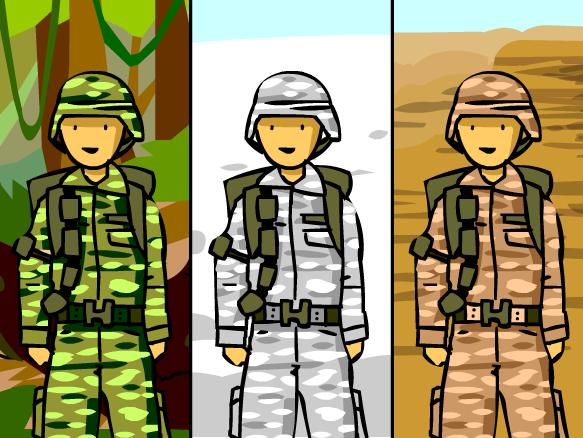 Camouflage - BrainPOP