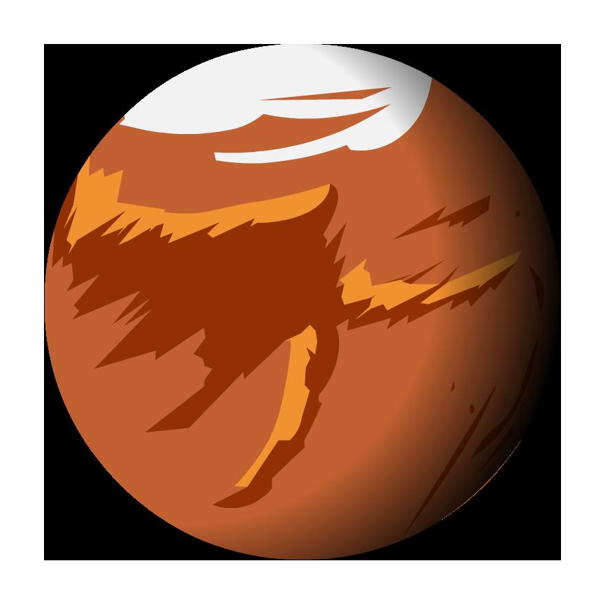 Image Gallery mars icon