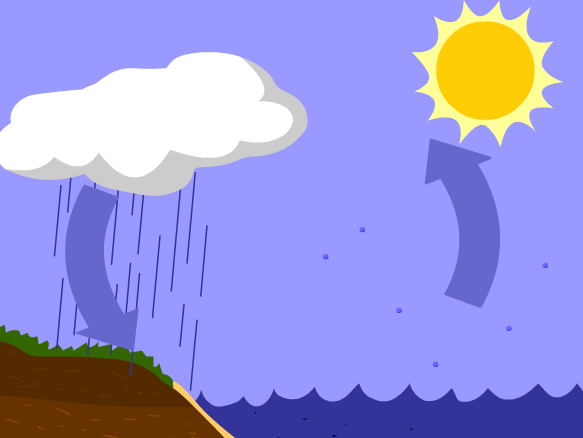 Water cycle brainpop ccuart Gallery