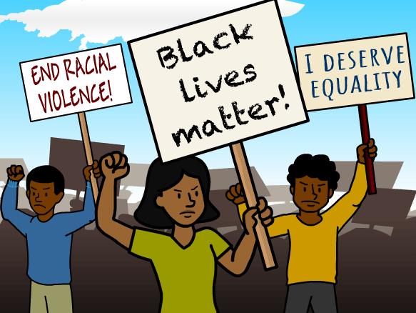 Image for Black Lives Matter Protests