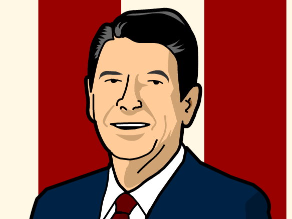 Image for Ronald Reagan