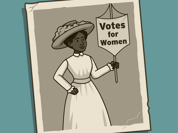 Image for Women's Suffrage