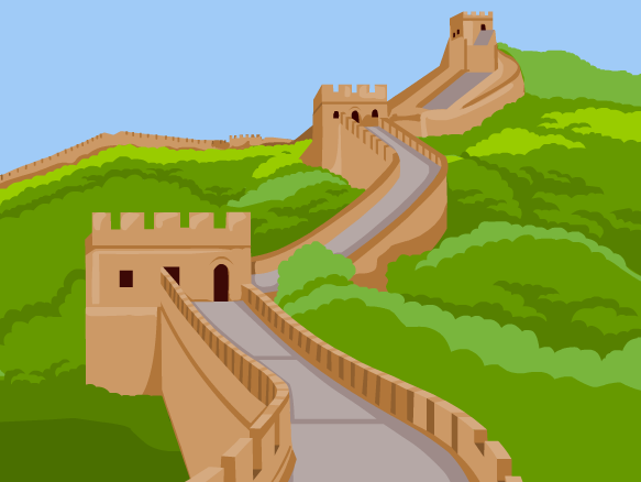 great wall of china brainpop rh brainpop com great wall of china drawing clipart free clipart great wall of china