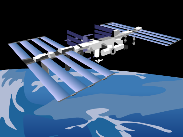 Image for International Space Station